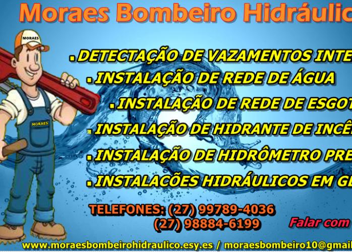 Moraes Bombeiro Hidráulico ES