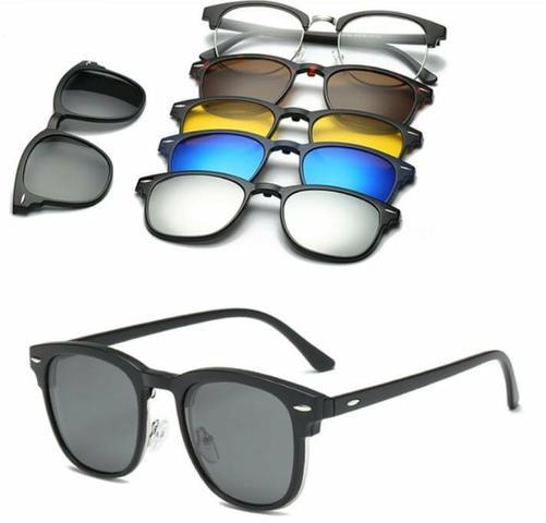 Oculos + 5 lentes