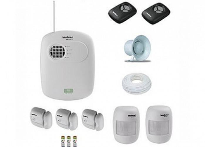 kit alarme intelbras