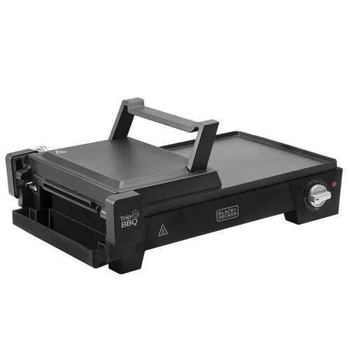Grill Elétrico Black&decker G2200-b 3