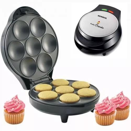 Máquina Cupcake, Pão De Queijo E Petit Gateau Mondial