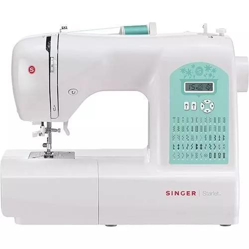 Máquina De Costura Singer Starlet 6660 - 220v