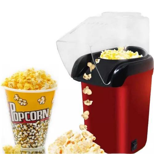 Pipoqueira Elétrica Derrete Manteiga Popcorn S