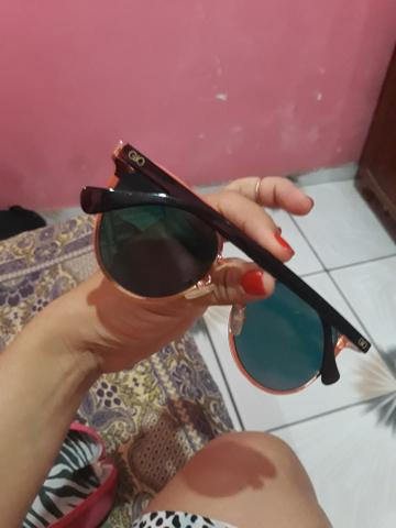 Pra vender hoje, óculos original novo