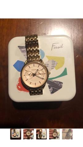 Relógio Fóssil original na caixa