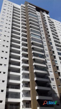 Torre única Apartamento com 96 m 3 dorms 1 suíte 2 vagas