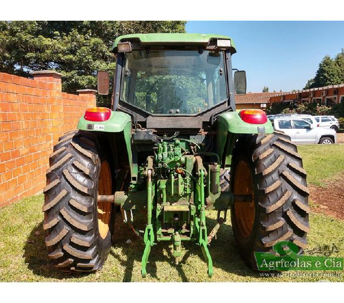 Trator John Deere 6415 4x4 (Cabine Original - Power Quad!)
