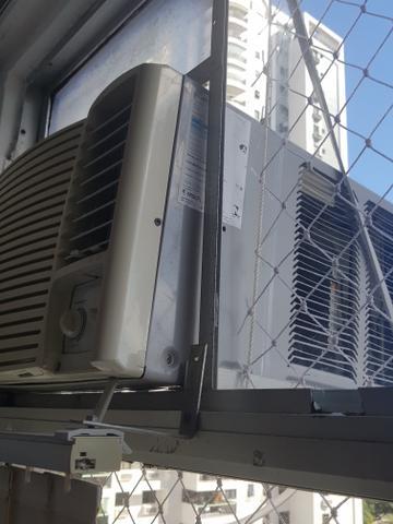 Ar Condicionado 220v Gelando Muito, Econômico, Sem Defeitos