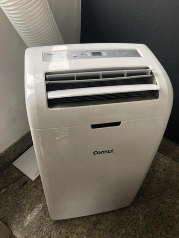 Ar Condicionado Portátil Consul C1A12AB Frio  BTUs