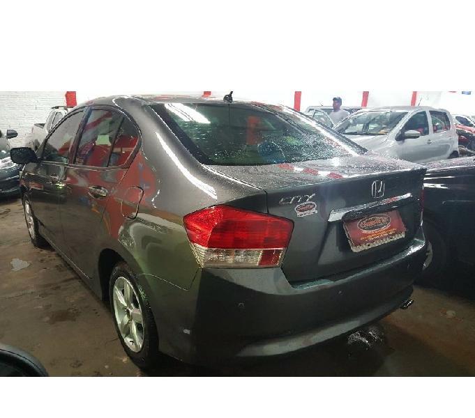 CITY DX AUTOMÁTICO FLEX ANO 2011 COMPLETO MULT R$14.900,00