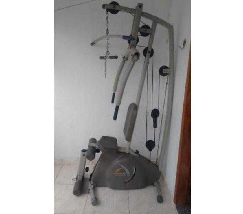 Estação De Musculação Athletic Advanced 200m