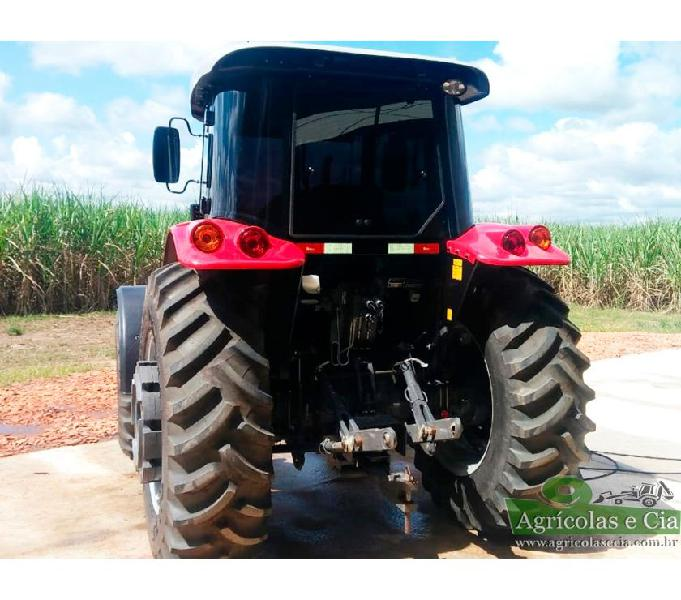 Trator Massey Ferguson 4290 4x4 (Apenas 290 Horas!)