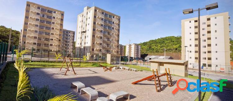 Apartamento com 2 dorms em São Lourenço da Mata - Muribara