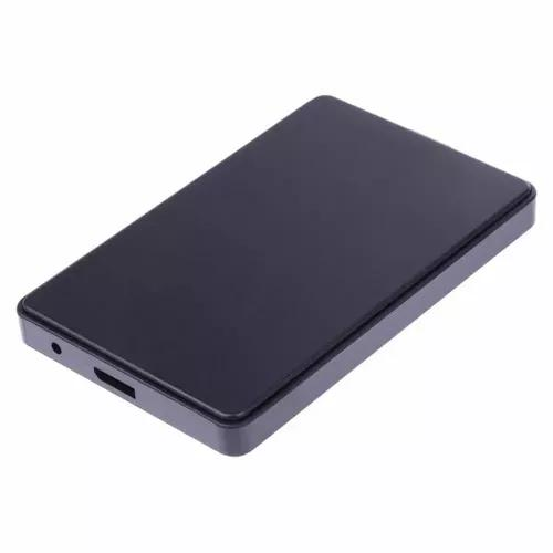Case Usb 3.0 Externa Hd Sata Ssd Laptop 2,5 Xbox One Ps4 T30