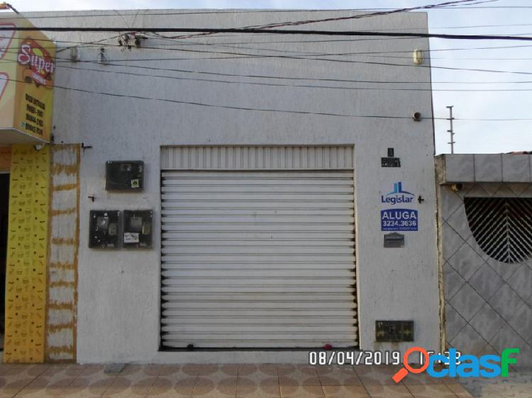 Galpão - Aluguel - Barra dos Coqueiros - SE - Centro