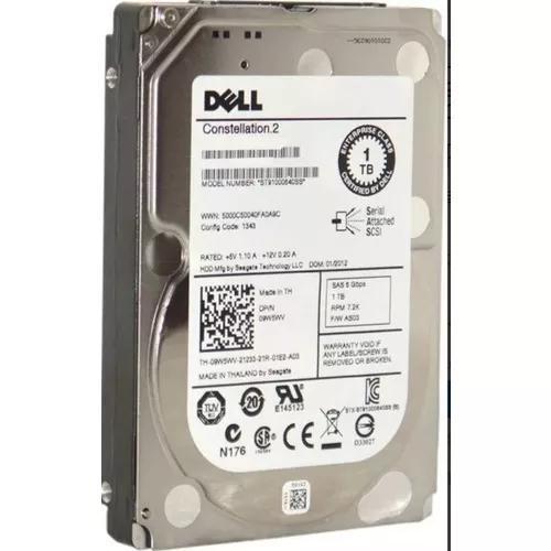 Hd Dell Sas 2.5 1tb 7.2k 6gbs Constellation.2 St91000640ss