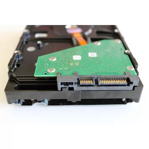 Hd Desktop 500gb Seagate Toshiba Sata3 6 Gb/s Dvr Pc Desk