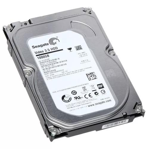 Hd Seagate 1tb Sata Pipeline Para Pc E Dvr. Novo!