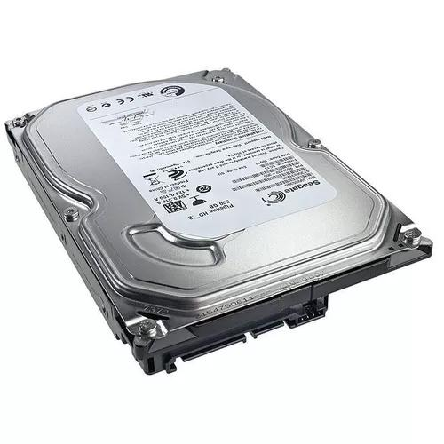 Hd Seagate Pipeline Sata 500 Gb 8m P/ Pc, Dvr, Desktop