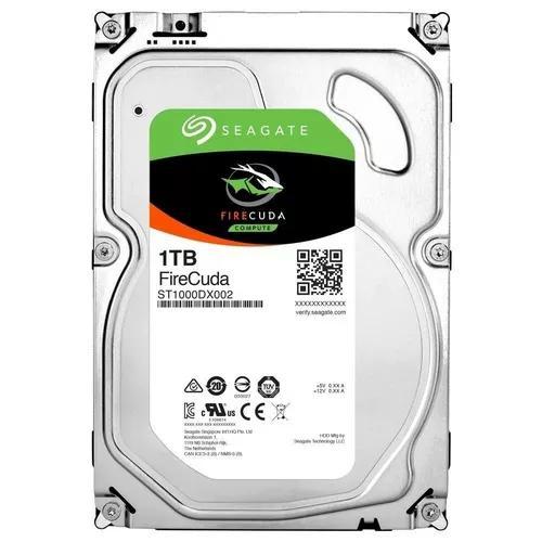 Sshd Desktop Firecuda 1tb (8gb Ssd) St1000dx002 3.5 Sata 6gb