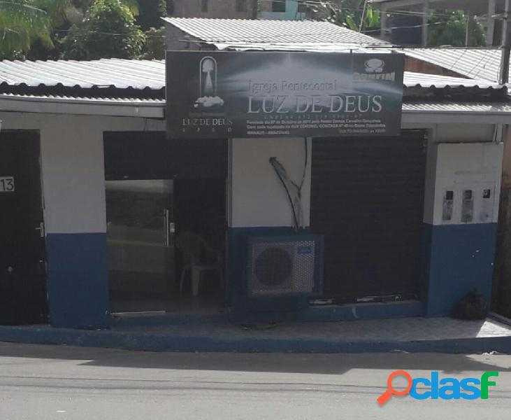 Vendo Excelente Casa Comercial em Armando Mendes. Manaus,