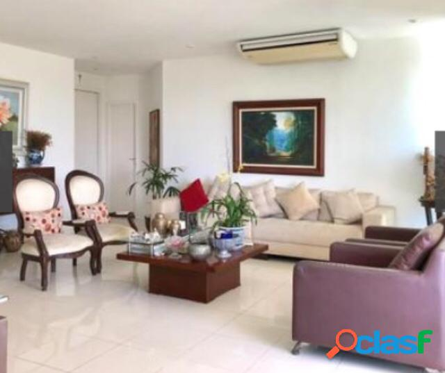 barra da tijuca - peninsula saint barth 250 m² - 4 suites