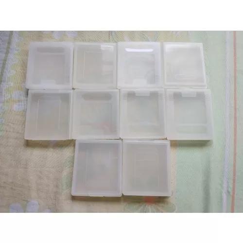 10 Cases P/ Cartuchos Gbc