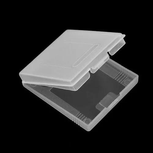 Lote 5 Caixas Case P Cartuchos De Game Boy Color Gbc Novos