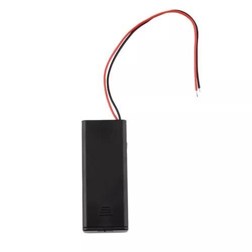 Titular Caixa Caso Caixa Caso Bateria Para Bateria 2- Aaa Co