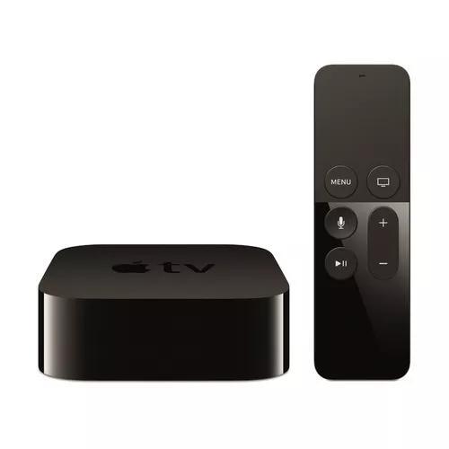 Apple Tv 4k 32gb Novo Pronta Entrega