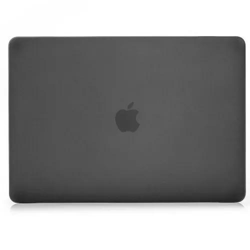 Capa Case Para Macbook Pro Retina 15 Até O Ano 15 Preta