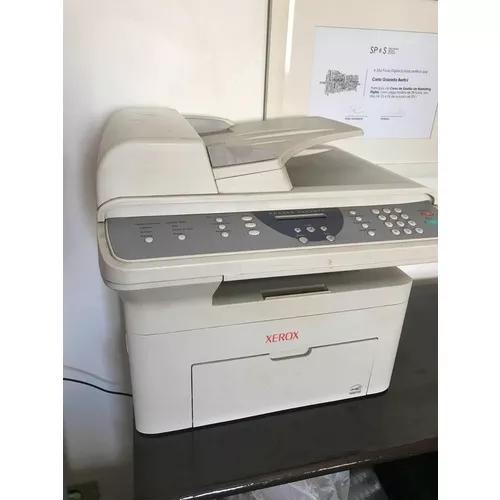 Copiadora Xerox Phaser 3200mfp