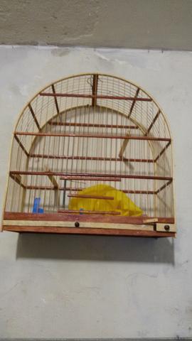 Gaiola de passarinho excelente qualidade super barato
