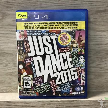 JUST DANCE  - PS4