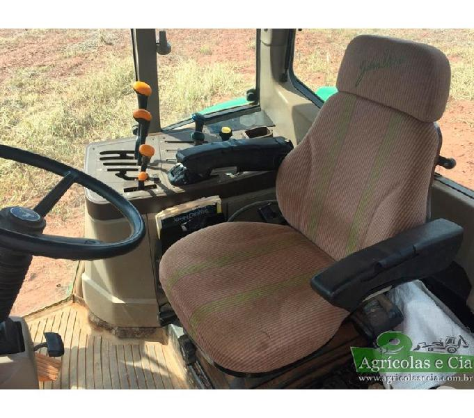 Trator John Deere 6110 J 4x4 (Power Quad - Filipado!)