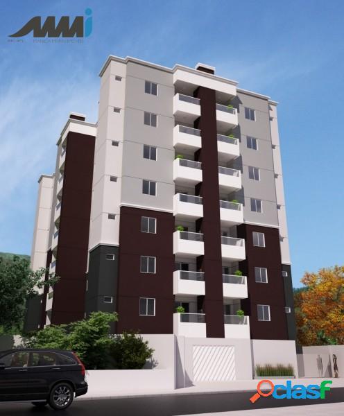 Apartamento 02 quartos sendo 01 suíte - Residencial Torre