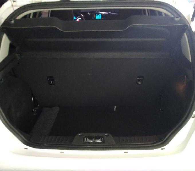 Ford New Fiesta Hatch SEB 1.6L Sigma 16V Flex 2016