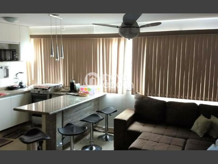 Quintino Bocaiuva, 2 quartos, 1 vaga, 81 m² Rua Columbia,
