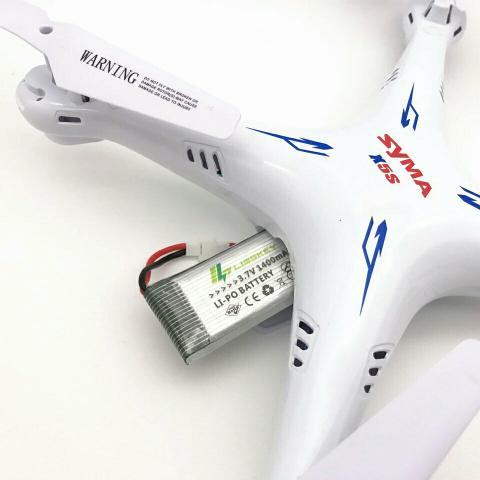 Bateria para Drone Syma série Xmah
