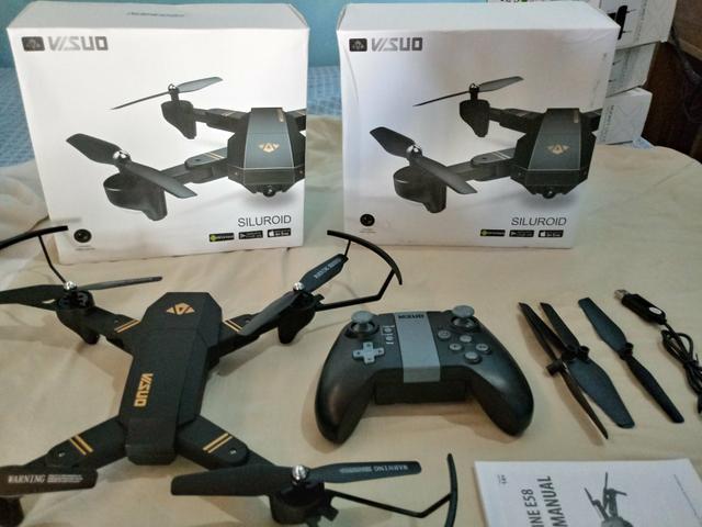 Drone visuo XS809W com camera novo