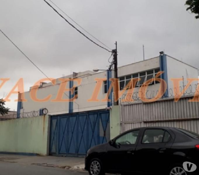 10028-EXCELENTE GALPÃO NA VILA GUILHERME! 1700M²