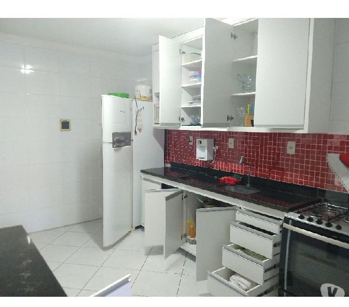 Apartamento sem Condomínio 03 Quartos Suite Mobiliado