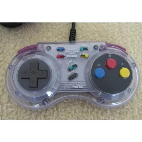 Controle Mega Drive Genesis Sg Propad