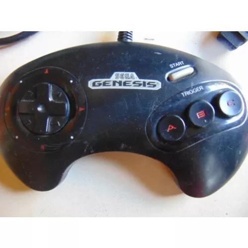 Controle Mega Drive Gênesis 3 Botões Original