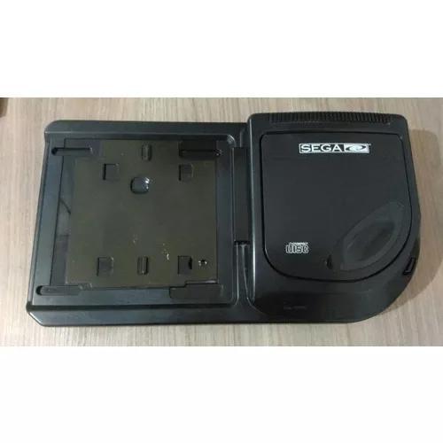 Sega Cd Para Mega Drive 1 Ou 2 Funcionando 100% Completo