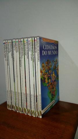 Coleção De Olho No Mundo Recreio - 20 Volumes