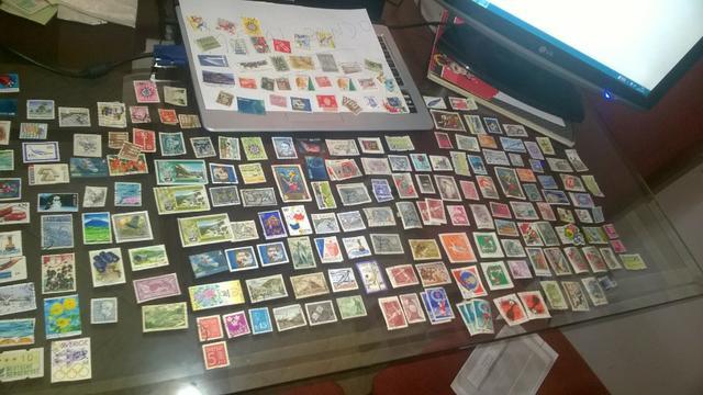 Complete sua Coleção de Selos