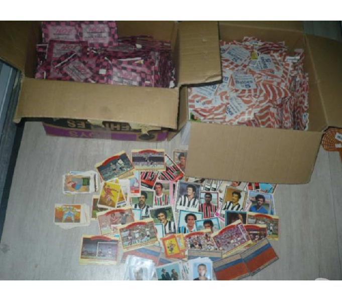 Compro Figurinhas, cards 1930 a 2002 Pago R$100,00 o Kg-Sp