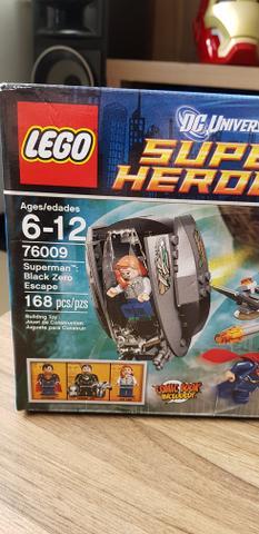 Lego DC Super Heroes! Man of Steel! Superman! Lacrado!