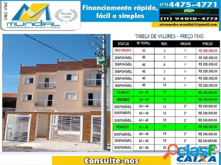 Apartamento sem Condomínio - Venda - Santo Andre - SP -
